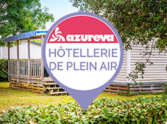 hotel de plein air azureva camping mobile home