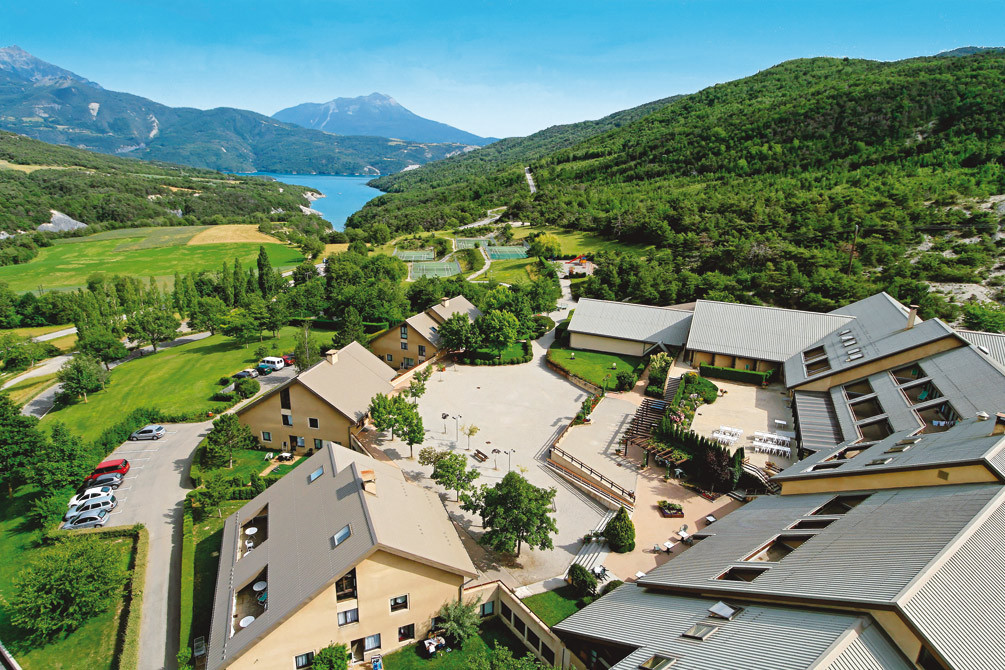 village vacances serre du villard