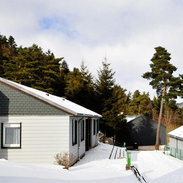 village vacances murol neige